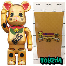 Medicom 2017 SKy Tree Lucky Cat Neko Gold Version 5 400% Bearbrick Be@rbrick 1pc