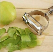 Stainless Steel Cutter Peeler Graters Slicer Vegetable Fruit Kitchen 7 x 17cm