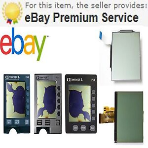 Replacement Screen For Concept 2 PM3, PM4 & PM5 Monitors, Fast Delivery