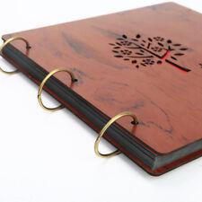 10pcs Loseblatt Scrapbook Fotoalbum Buckle Snap Ring Binding Iron Kreis Album