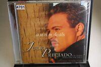 Julio Preciado - Quisiera Tener Alas, 2005 ,Music CD (NEW)