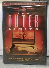 Outer Limits The New Series: Sex Science Fiction Collection (Dvd 2002) Rare New