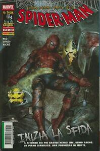 Marvel comics Italian ed SPIDER MAN # 540 LA SFIDA : ELECTRO part 1 sept 2 2010