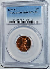 *** 1977-S PR 68 DCAM PCGS Lincoln Cent ***