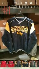 GEORGIA TECH NCAA SIZE EXTRA LARGE XL PULLOVER JACKET NEW