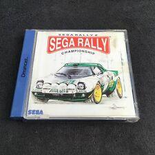 Sega Dreamcast Sega Rally Championship PAL CD état neuf