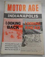 Motor Age Magazine History Of Models & Lifts May 1961 040317nonr