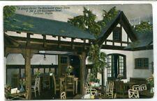 Hazelwood Cream Store Unique Corner Interior Portland Oregon 1910c postcard