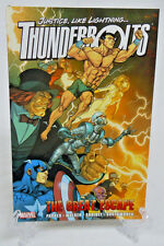 Thunderbolts The Great Escape Namor 163 Marvel Comics TPB Trade Paperback New