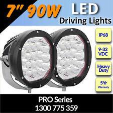 LED Driving Lights - 90 watt 7 inch Driving Beam 4x4 4wd PRO High Quality