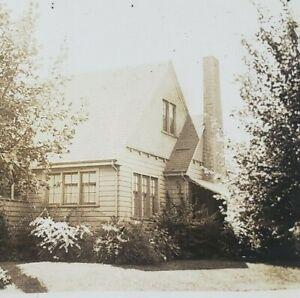 Portland Oregon 1920s House 2834 NE Cesar E Chavez Blvd Rear View Photo J134