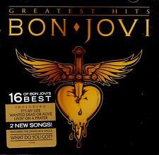 Bon Jovi CD Greatest Hits NUOVO SIGILLATO 0602527523361