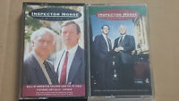 INSPECTOR MORSE ITV SOUNDTRACK - 2 x CASSETTE TAPES - USED BARRINGTON PHELOUNG