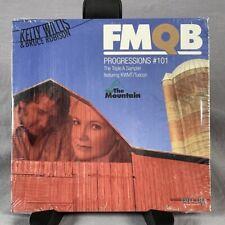 FMQB Progressions 101 Triple A Sampler KWMT Tucson Radio Station Promo CD Sealed