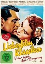 Liebesfilm Klassiker [9 Filme auf 3 DVDs/NEU/OVP] Cary Grant, Elizabeth Taylor,
