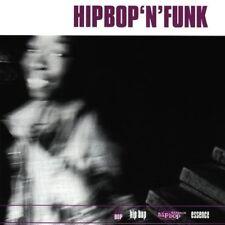 Hipbop 'n' Funk (1998) Michael 'Patches' Stewart, Urbanator, Essence All .. [CD]