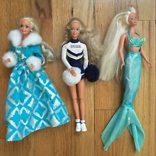 New ListingBarbie Doll Lot (1980'S & 90'S)