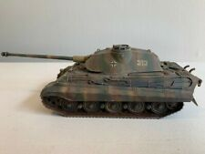 1/48 painted Bolt Action WW2 German King Tiger