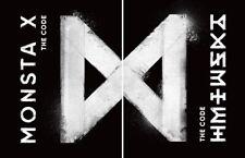 MONSTA X - The Code [PROTOCOL TERMINAL+DE :CODE ver. SET]