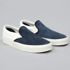 Vans Classic Slip On CA California Scotchguard3M Blue Graphite White UK9 Supreme