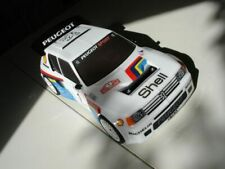 Carrozzeria body RC scala 1/10  Peugeot 205 GTI RALLY-TOURING+adesivi