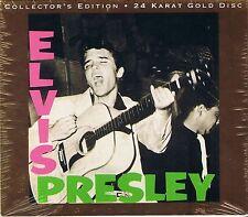Presley, Elvis Elvis Presley RCA 24 Karat Gold CD Neu OVP Sealed
