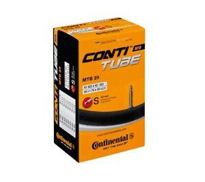 """Continental MTB 29 Mountain Bike 29ER Inner Tube 28"""" x 1.75-2.5 Presta - 42mm"""