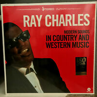 "RAY CHARLES - Modern Sounds In Country Music(180G) 12"" Vinyl Record LP - SEALED"