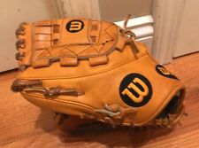 "Wilson A2K A2000 Pro Stock 12."" Baseball Glove Left Handed Thrower Like New"