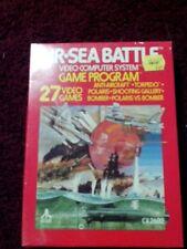 New Old Stock 1978 Atari CX2602 Air Sea & Battle Complete In Box