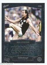 2014 Select 150 Years CARLTON FC (095) Team of the Century  Ken HUNTER