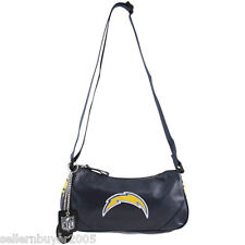 LOS ANGELES CHARGERS NEW w/ TAGS HELGA PURSE NFL OFFICIAL LICENSED NAVY BLUE