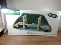 Department 56 Brooklyn Bridge NY Historical Landmark 59247 Christmas In The City