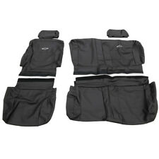 OEM NEW Rear Seat Covers Double and Crew Cabs 16-19 Silverado Sierra 23443854