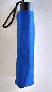 Compact Folding Umbrella Windproof Anti-UV Sun/Rain Multiple Colors US Seller