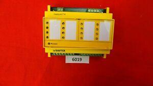 Sauter  Modulink 174 Feldmodul Digitale Ausgänge EY-FM174F001