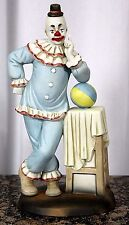 """Flambro 85' Paul Jung Neat Make Up Famous American Clowns Limited Edt Figure 10"""""""