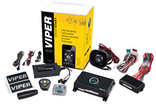 VIPER VSS5000 DEI DSS5000 CAR REMOTE STARTER W/ SMART START & KEYLESS ENTRY