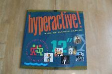 "Hyperactive! - The 12"" Dance Album 1988 UK 20-track double LP compilation"