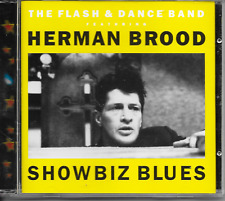 THE FLASH & DANCE BAND ft HERMAN BROOD - Showbiz Blues CD 10TR Holland