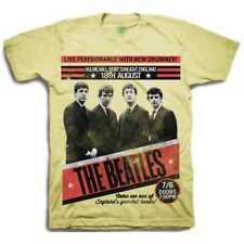 Los Beatles para hombres Camiseta Puerto de la luz del sol