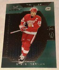 2001-02 UD Upper Deck MVP Valuable Commodities Detroit Red Wings Steve Yzerman 1