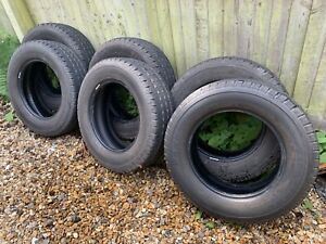 195/70r15C Motorhome Van Tyres X 6
