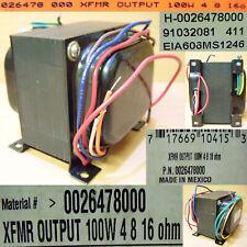 FENDER TWIN OUTPUT TRANSFORMER – 0026478000 ORIGINAL SPARE PART