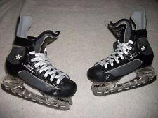 TORSPO 100 ICE HOCKEY SKATES VERY RARE MODEL ADULT SIZE 5 D GREAT SHAPE CLEAR TK