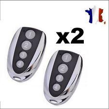 2 télécommandes compatible SOMFY Non oem KEYTIS-NS-2-RTS, KEYTIS NS-4-RTS