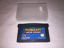 Mario Kart Super Circuit (Nintendo Game Boy Advance, 2001) GBA Game Excellent!