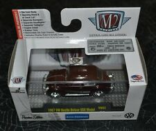M2 MACHINES CASTLINE AUTO THENTICS 1967 VW BEETLE DELUXE USA MODEL VW03