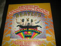 33 GIRI LP DISCO THE BEATLES - MAGICAL MYSTERY TOUR -VINTAGE