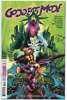 Goddess Mode 3 DC 2019 NM Signed Zoe Quinn